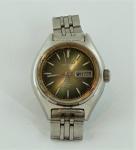 Relógio feminino da marca Seiko em aço. No estado