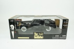 "COLECIONISMO.  Cadillac Fleetwood , Series 75 "" The Godfather"", California Toys - Jada Toys. Na caixa original."