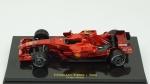 Ferrari F2008, Felipe Massa. Acondicionado em caixa de acrílico.