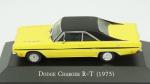 Dodge Charger R-T, 1975. Acondicionado em caixa de acrílico.