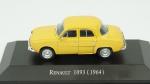 Renault 1093, 1964. Acondicionado em caixa de acrílico.