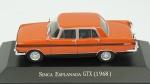 Simca Esplanada GTX, 1968. Acondicionado em caixa de acrílico.