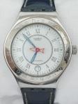 Relógio SWATCH - AUTOMATIC , pulseira em couro.