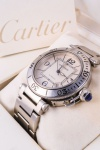 Relógio Cartier Pashá Mens Seatimer - 2790 Automatic 21