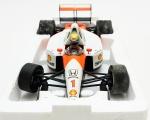 Lang Miniaturen GMBH 1:18 McLaren MP 4/6, Ayton Senna, 1991 World Champion