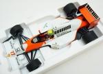 Lang Miniaturen GMBH 1:18 McLaren MP 4/58, Ayton Senna,1990 World Champion
