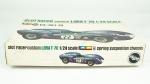 Tamiya Mokei Plastic Model, Modelo SR2008, Slot Racer Custom 1:24, LORA T-70