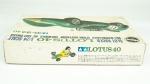 Tamiya Mokei Plastic Model, Modelo SR2009, Slot Racer Custom 1:24, Lotus 40
