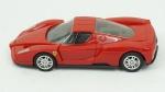 Ferrari Enzo. Acondicionado em caixa de acrílico.