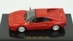 Ferrari 288 GTO. Acondicionado em caixa de acrílico.