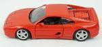 Ferrari 355, 1/24. Acondicionado em caixa de acrílico.