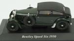Bentley Speed Six 1930. Acondicionado em caixa de acrílico.