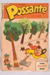 29 revistas variadas, anos 50 e 60, sendo: Possante anos 50 e 60 - nº 2, 8, 14, 16, 18, 19, 20, 28, 76, 83, 83, 93, 94, 95, 96, 97, 98, 99 e 100; SuperMouse nº 199; PimPim Orbis nº 6; Barbarela - albúm p/ adultos em quadrinhos, tradução Jô Soares, ed. 1964; Meio Quilo nº 28 e 33 de 1973; Mancada nº 19 edição de 1971; Disney Jr edição nº 1; Pato Donalds nº 1781; Família Dinossauro nº 1 e 8. Preço de avaliação R$ 900,00