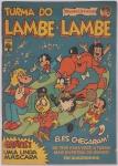 Edição de colecionador, Revista Turma do Lambe Lambe - n º 1, Editora Abril. Preço de avaliação R$ 400,00