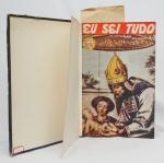 """LIVRO. """"Eu Sei  Tudo"""" nº 272 a 283 - Janeiro a Dezembro de 1940.  Ilustrado. No estado."""