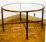 JOAQUIM TENREIRO. Mesa para sala de jantar. Medidas 75 x 120 cm.