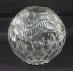 Jarra em cristal med. 20 cm