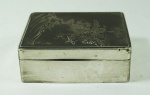 Cigarreira em MEP med. 4x11x9 cm