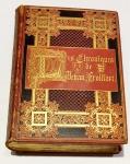 WITT, Mme de; GUIZOT, Née. Les Chroniques de J. Froissart. Paris: Hachette, 1881. 840 p.: il. col.; 28 cm x 20 cm. Aprox. 3 Kg. Assunto: Crônicas. Idioma: Francês.  Estado: Livro com capa dura e folhas envelhecidas com manchas amareladas.