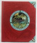LIVRO. Dragonology , por Dr Ernest Drke's  The Complemente Book of Dragons. Ilustrações coloridas.