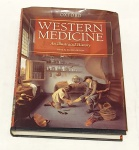 WESTERN Medicine. Edited by Irvine Loudon. New York: Oxford University press, 1997. 347 p.: il. col. e p&b.; 25 cm x 18 cm. Aprox. 1100 Kg. (An illustrated history). ISBN 9780198205098. Assunto: Medicina Ocidental. Idioma: inglês. Estado: Livro com contracapa e capa dura. (CI: 130)