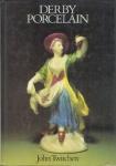TWITCHETT, John. Derby Porcelain. Foreword by Anthony Hoyte. London: Barrie & Jenkins, 19--. 319 p.: il. col., p&b.; 30 cm x 22 cm. Aprox. 1500 g. Assunto: Porcelana. Idioma: Inglês. Estado: Livro com contracapa e capa dura. Contém assinatura na folha de rosto. (CI: 80)