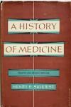 SIGERIST, Henry E. A History of medicine. New York: Oxford University Press, 1961. V. 2.; 23 x 16 cm. Aprox. 760 g. Assunto: Medicina. Idioma: Inglês. Estado: Livro com contracapa  e capa dura. (CI: 50)