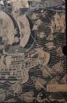 STADEN, Hans. Primeiro Viajante. 19--. 40 p.: il. p&b.; 58 cm x 39 cm. (1 série documentos históricos). Aprox. 1.000 g. Assunto: Arte. Idioma: Português. Estado: Livro composto por vários folhetos acondicionados numa caixa de guarda. Contém dedicatória na folha de rosto. (CI: 100).