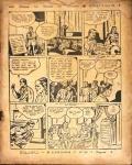 O LOBINHO. Rio de Janeiro: Grande Consórcio Suplementos Nacionais, n. 46, jan. 1944. 74 p.: il. p&b.; 19 cm x 27,5 cm. Aprox. 150 g. Capa colorida. Estado: Revista em quadrinhos sem a capa e as folhas envelhecidas com manchas amareladas apresentando acidez (quebradiças). Gênero: Aventura e Status: Título encerrado.