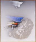 FUKUDA - OST, assinado no CID, medindo 130x110 cm