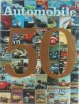 Livro - Automobile 50 - 2002/03, ilustrado, 283 págs, medindo 32x25 cm