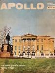 THE WELLINGTON museum, apsley house. Edited by Denys Sutton. England: The financial times, 1973. 69 p.: il. p&b.; 31 x 25 cm. Aprox. 645 g. Assunto: Museu Wellington. Idioma: Inglês. Estado: obra com capa dura. (CI: 30)