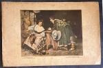 PROSPECTO de propaganda de boldo verde. Rio de Janeiro: Laboratório Prima, (19--). Med. 18 x 27 cm.