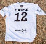 Lycra John John Florence - A lycra épica de número 12 ou Twelve feita em P&B é de John John Florence, um dos maiores nomes mundiais da nova geração do surfe, bicampeão mundial em 2016 e 2017.