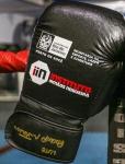 Par de luvas Rodrigo Minotauro - Com 34 vitórias no currículo, Antônio Rodrigo Nogueira, mais conhecido como Minotauro, é ex-lutador na categoria peso-pesado de MMA, ídolo de uma geração e um dos maiores representantes da modalidade no Brasil.