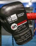Par de luvas Rogério Minotouro - Rogério Minotouro é outro atleta brasileiro ícone do MMA no Brasil. Em sua carreira, o atleta conta com grandes marcos, como a medalha de bronze na categoria superpesados do boxe, durante os Jogos Pan-Americanos de 2007, que aconteceram no Rio de Janeiro. Também possui marcas no Jiu Jitsu e fundou, junto com o irmão, Minotauro, o instituto Team Nogueira.
