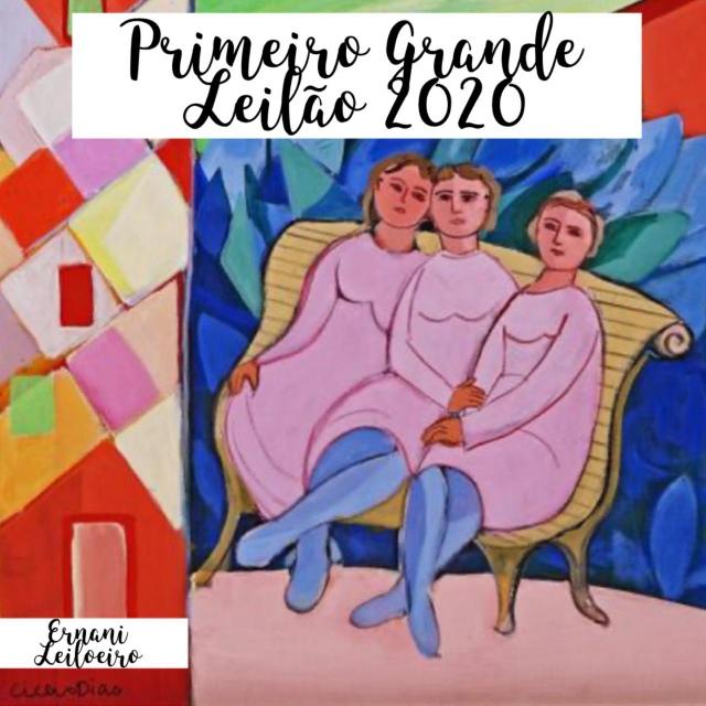 PRIMEIRO GRANDE LEILÃO DE  2020