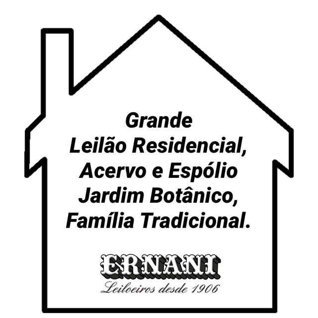 LEILÃO RESIDENCIAL - JARDIM BOTÂNICO